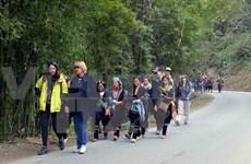 Tourist flock to Sa Pa via new expressway