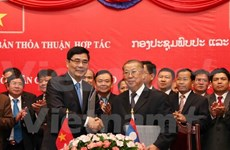 Vietnam, Laos foster agro-forestry cooperation