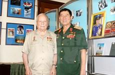 Vietnam-Russia friendship space-flight celebrated