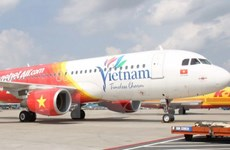 Vietjet Air wins gold for marketing project