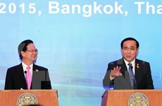 Joint statement of Vietnam-Thailand cabinet meeting