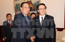 Party delegation visits Laos for strengthening bonds