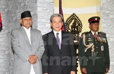 Nepalese President thanks Vietnam for post-earthquake support