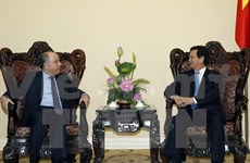 Brazilian FM has high hopes for ties with Vietnam