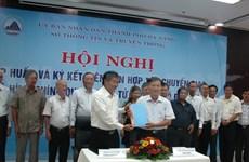 Da Nang city expands e-government use