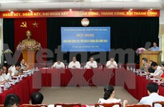 Conference promotes coordination in religious work