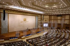Myanmar reveals initial general election candidates