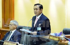 Thailand considers cabinet reshuffle in September