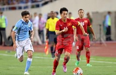 Manchester City cruise to 8-1 win in friendly match