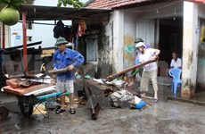 Red Cross Society sends relief to Quang Ninh