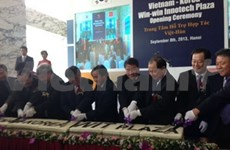 New technology plaza to enhance Vietnam-RoK cooperation