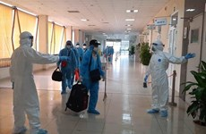 Vietnamese citizens from Equatorial Guinea quarantined at hospital