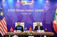 ASEAN Women Leaders' Summit held online in Hanoi