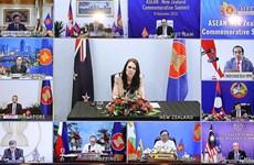 ASEAN-New Zealand Commemorative Summit opens
