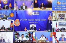 Second ASEAN-Australia Biennial Summit held virtually