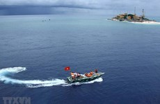 Int'l public opinion concerned over China's coast guard law