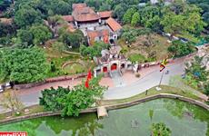 Co Loa Ancient Citadel a unique tourist attraction in capital city