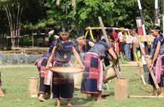 New rice celebration – the largest festival of Ba Na ethnic group