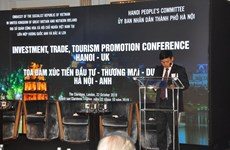 Hanoi hosts investment promotion seminar in UK