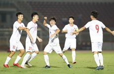 Vietnam team win first match at U19 qualifier