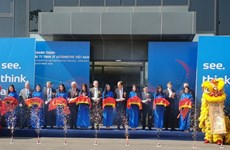 German company ZF opens first plant in Vietnam