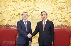 Party official hails IBEC's support for Vietnam