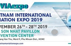 Vietnam International Aviation Expo opens in HCM City