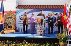 ASEAN's culture promoted in Mexico