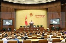 Vietnam Border Guard Law to be further debated in next NA sitting