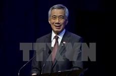 Singaporean PM announces new cabinet