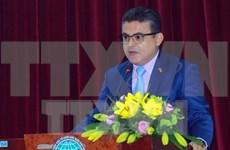 Palestinian Ambassador hails Vietnam's international missions