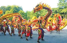 Hanoi to host sixth Dragon Dance Festival 2020