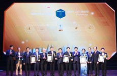 Digital technology contributes to smart city development