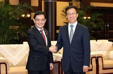 Singapore, China ink multiple cooperation deals