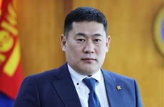 Congratulation to Mongolian Prime Minister