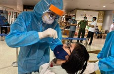 Vietnam logs one new COVID-19 infection in Bac Giang