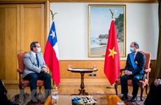 Five decades of Vietnam – Chile diplomatic relations marked