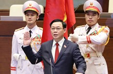 Congratulations to new leaders of Vietnam