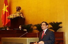 Prime Minister presents proposed list of 27 Government members