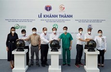 Three intensive care centres open in HCM City