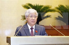 Vietnamese, Lao Fronts boost collaboration