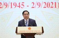Vietnam puts people at centre of development: PM