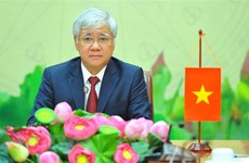 Vietnamese, Chinese people's organisations vow to promote exchanges