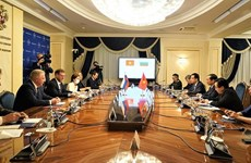 Vietnam important partner of Russia in Asia-Pacific: official