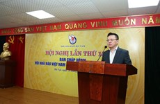Vietnam Journalists' Association has new chairman