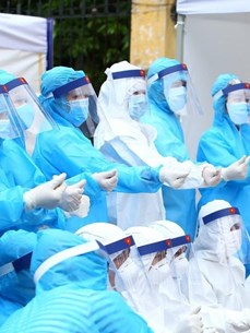 Vietnam stands firm amid COVID-19 outbreak
