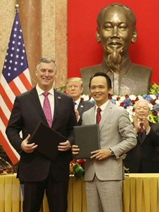 Economic, trade cooperation – A highlight of Vietnam-US relations
