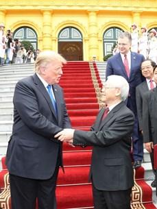 Vietnam-US relations – Milestones in comprehensive cooperation