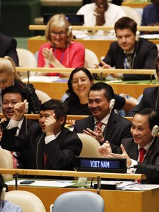 Vietnam – a trustworthy, proactive, responsible member of the United Nations