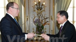 Vietnam's honorary consular office opens in Monaco